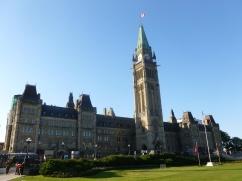 90. Parlement d'Ottawa