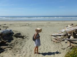 112. Journée-plage dans le Pacific Rim nat. park