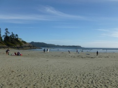 120. Chesterman beach à Tofino