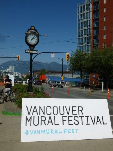 49. Festival mural de Vancouver