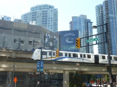 61. Vancouver downtown