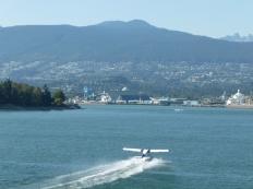 64. Vue sur la baie de Vancouver