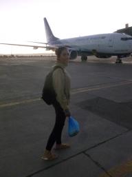 1. Arrivée à la Paz...en tongs