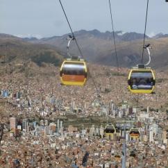 23. Téléphérique de La Paz
