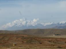 54. Sur la route du retour vers La Paz