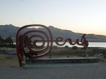 1. Arrivée au Pérou