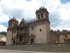 12. Cathédrale de Cuzco