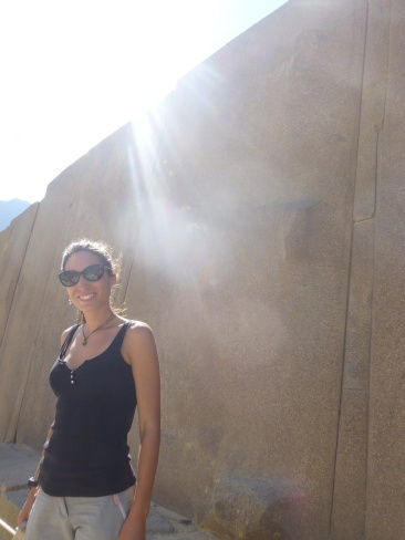 52. Lu et les pierres sacrées de la forteresse inca
