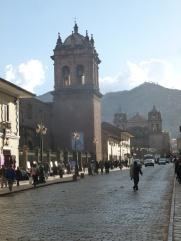 6. Rue centre Cuzco
