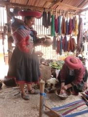 78. Artisanat de textile traditionnel