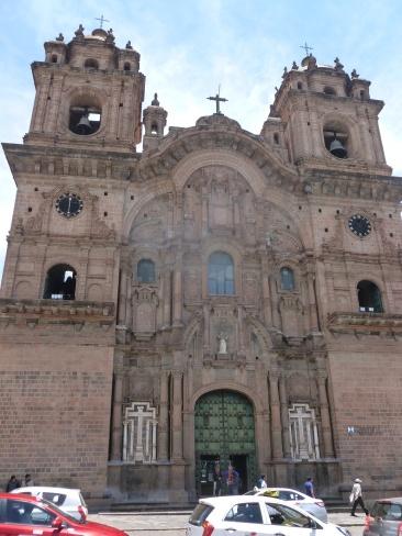 9. Une église de la ville
