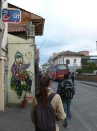 1. Arrivée Cuenca Equateur