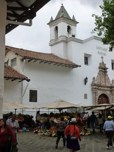 10. Marché de Cuenca