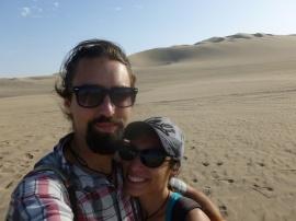 14. Escapade sur les dunes