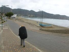 34. Arrivée à Puerto Lopez