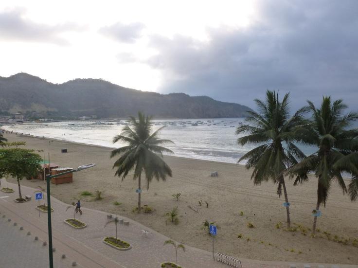 61. Une belle journée s'achève pour nous à Puerto Lopez