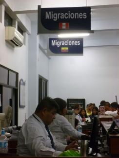79. Nous quittons le Pérou pour l'Equateur