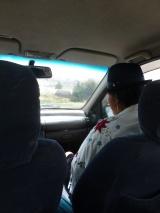 13. Ce sera un couple Equatorien qui nous ramènera à Latacunga dans leur voiture...