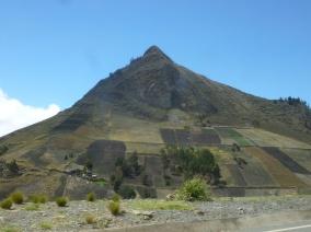 14. Paysage alentours Quilotoa