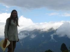 25. Une belle journée à cotoyer les nuages