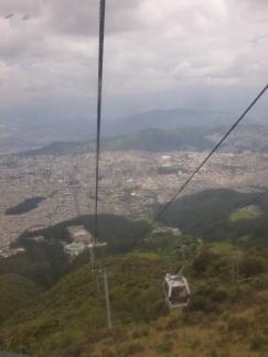 64. Dans les hauteurs de Quito