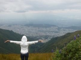 67. Dans les hauteurs de Quito4