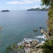 75. Manuel Antonio est un parc magnifique en bord de mer