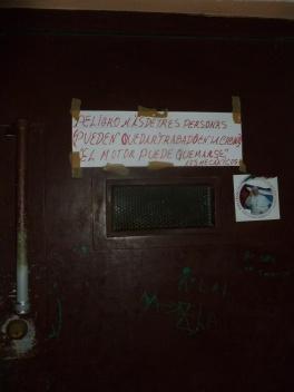 Cuba - La Havane - Ascenseur
