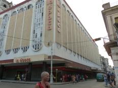 Cuba - La Havane - Shopping