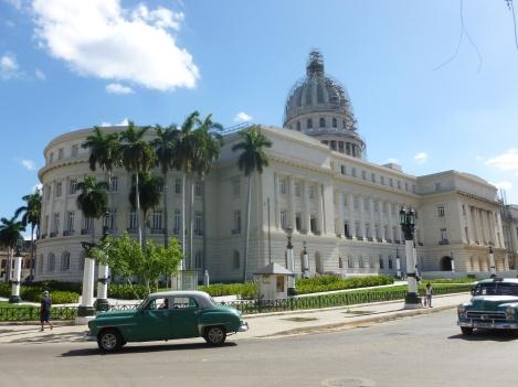 Cuba - La Havane - Capitole