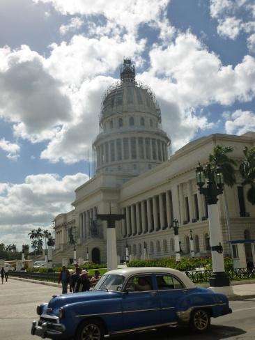 Cuba - La Havane - Le capitole