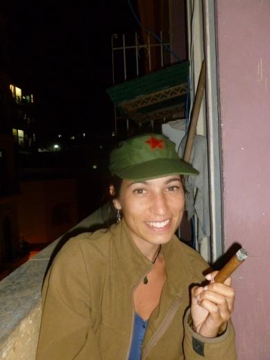 Cuba - La Havane - Premier cigare
