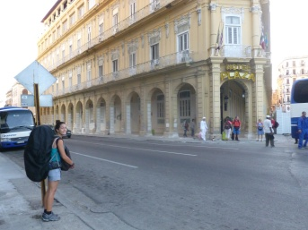 Cuba - La Havane - Départ pour Vinales