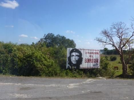 Cuba - Le Che, ou l'exemple