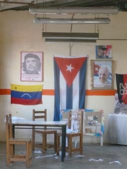 Cuba - Vinales - Atelier de confection ALBA