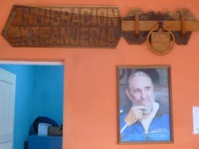 Cuba - Vinales - Bureau d'immigration
