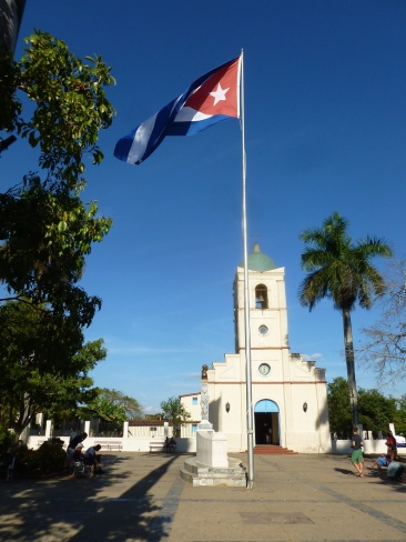 Cuba - Vinales - Place centrale