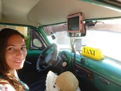 Cuba - Vinales - Taxi cubain
