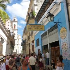 Cuba - La Havane - La Bodeguita