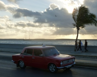Cuba - Cienfuegos - El Malecon