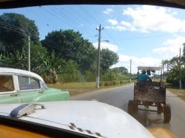 Cuba - Route vers Playa Larga