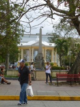 Cuba - Santa Clara - Place centrale