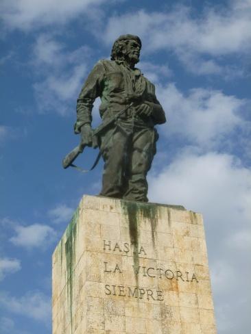 Cuba - Santa Clara - Monument du Che