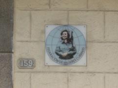 Cuba - Santa Clara - Des femmes ont également pris part à l'action. La plus célèbre est Celia Sanchez