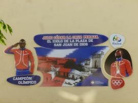 10. Un enfant de Camaguey est devenu champion olympique aux jeux de Rio