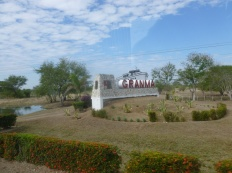 24. Nous arrivons dans la province de Granma, tel le nom du célèbre bateau