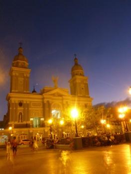 30. Santiago de nuit