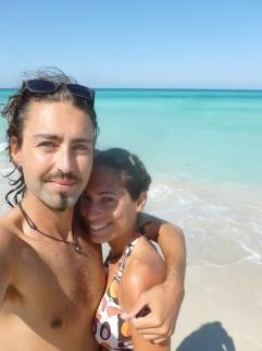 72. Un dernier bain à Cuba dans une eau superbe