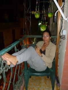 99. Dernier Cohiba sur un balcon du vieux Havane, tout simplement la meilleure ambiance pour le savourer