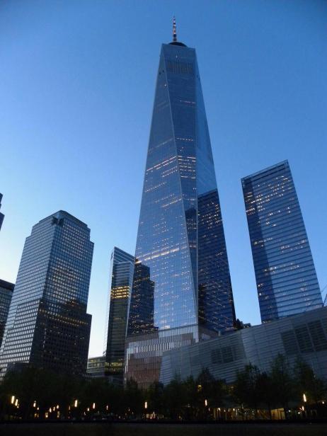 121. Un dernier cliché de la tour avant de repartir dans notre New Jersey